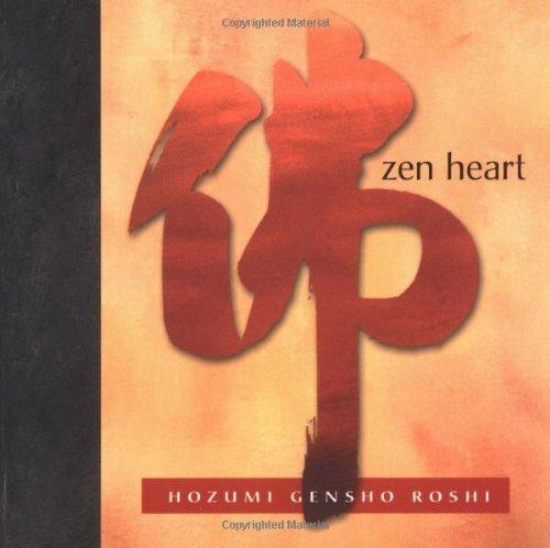 Zen Heart (Zen Edition) by Hozumi Gensho Roshi (2004-06-01)