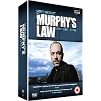 Murphy's Law : Complete BBC Series 1 - 3 Box Set
