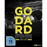 Best of Jean-Luc Godard [Blu-ray]