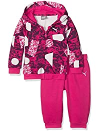 Puma Children's Minicats Hooded Jogger Suit