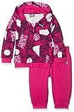 PUMA Minicats Survêtement à capuche Enfant Dark Purple/Pdg44344 FR : XXS (Taille Fabricant : 92)