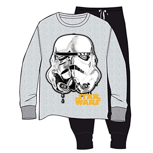 Pijama Star Wars Stormtrooper - Adulto (S)