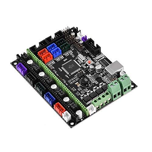 Steuerplatine Mainboard Ramps1.4 Dual Extruder Touch für 3D-Druckerzubehör ()