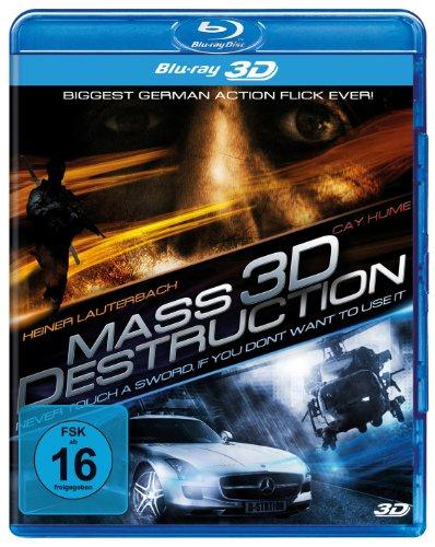 Preisvergleich Produktbild Mass Destruction [3D Blu-ray]