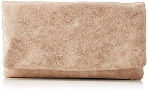s.Oliver Bags Damen 39.802.94.4651 Clutch, Pink (Rose Gold), 2x13,5x26 cm