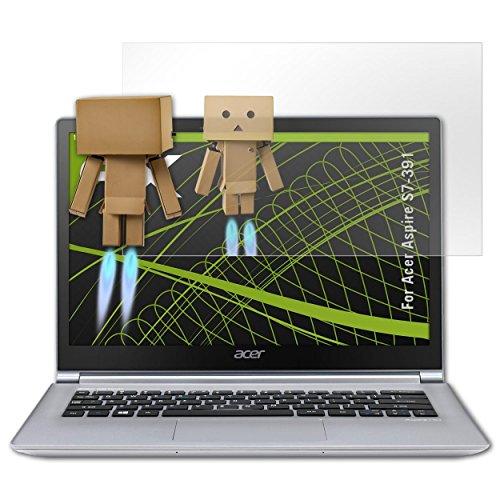 atFoliX Protettore Schermo per Acer Aspire S7-391 Pellicola a Specchio, Effetto Specchio FX Specchio Pellicola Protettiva