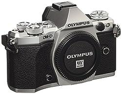 Olympus Om-d E-m5 Mark Ii Camera Body - Silver