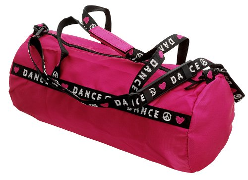 capezio-pink-b81-duffle-dance-bag