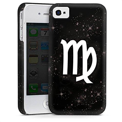 Apple iPhone 6 Housse Étui Silicone Coque Protection Vierge Signes du zodiaque Astrologie Cas Premium mat