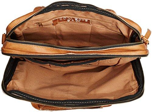 COWBOYSBAG Bag Fairbanks, sacs à main Marron - Braun (Camel 370)