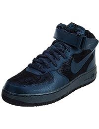 pretty nice 722cb cd7ff Nike W Air Force 1  07 Mid PRM, Zapatillas de Deporte para Mujer