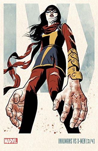 Inhumans vs X-Men nº3 Edition collector