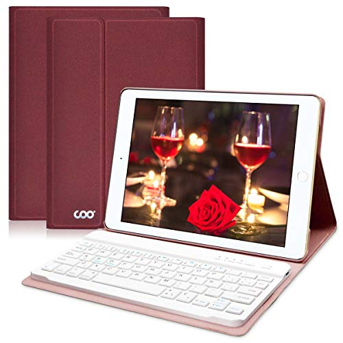 COO Funda Teclado Bluetooth iPad 9
