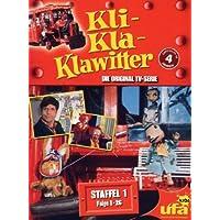 Kli-Kla-Klawitter (Folge 01-26) [4 DVDs]