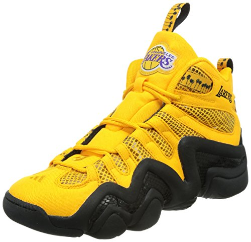 CRAZY 8 M JNE - Chaussures Basketball Lakers Homme Noir