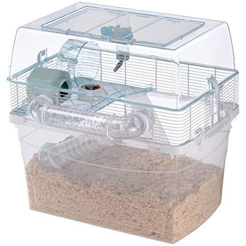Ferplast gabbia per criceti modulare duna space habitat per piccoli roditori