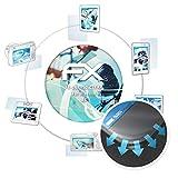 atFolix Schutzfolie für Hisense A6 Folie - 3 x FX-Curved-Clear Flexible Displayschutzfolie für gewölbte Displays