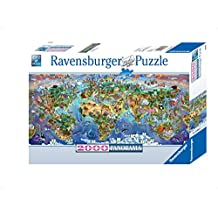 Ravensburger 16698 2000pc(s) puzzle - Puzzles (Jigsaw puzzle, World, Children & Adults, World Wonders, 14 year(s), Boy/Girl)