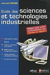 Guide des sciences et technologies industrielles