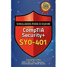 Simulados para a Certificação CompTIA Security+ SY0-401 (Portuguese Edition)