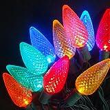 28 LEDs Bulb Lights String Series LADI | Diwali Festival Decoration
