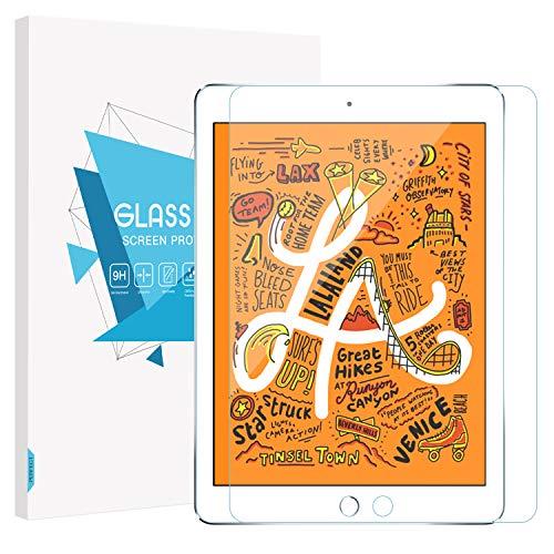 TiMOVO Folie Passt zu iPad Mini 5 (2019) / iPad Mini 4 - Klar Glasfolie Screen Protector HD 9H Panzerglas Displayschutzfolie Schutzfolie - Transparent (Screen Ipad Mini Protector)