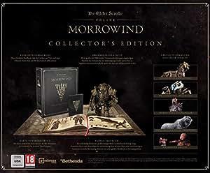 The Elder Scrolls Online: Morrowind - Collector's Edition (exkl. bei Amazon.de) - [PlayStation 4]
