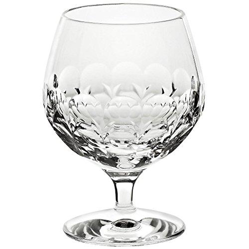 Cognacschwenker Cognacglas Schwenker Rhombus Transparent Kristallglas 13 cm