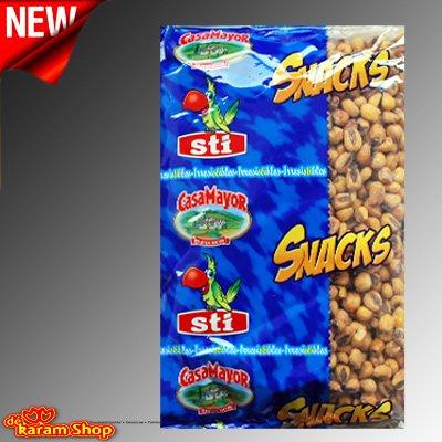 dekaram-Mais geröstet-Mais gesalzen-Sti Mais Spanische Pipas-gerösteter Mais-400g