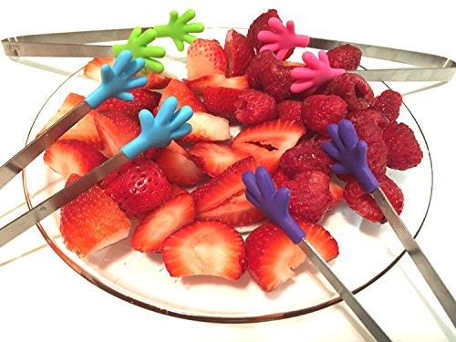 duode-time-ever-premium-zange-silikon-kchenzange-mini-silikon-hand-form-zange-fr-muffins-pfannkuchen