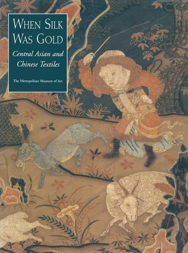 When Silk Was Gold: Central Asian and Chinese Textiles by James C. Y. Watt (2013-09-10)