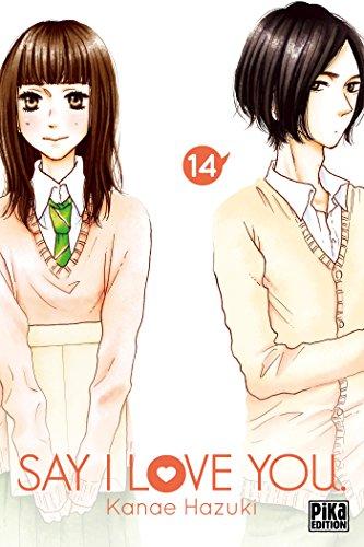 Say I Love You. T14 par Kanae Hazuki