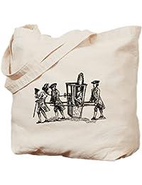 CafePress - Wig Ride - Natural Canvas Tote Bag, Cloth Shopping Bag