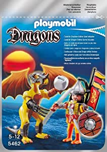 Playmobil 5462 - Rock Dragon mit Kämpfer