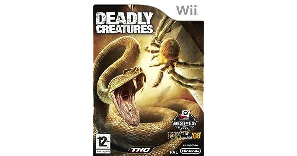 скачать игру Wii Deadly Creatures - фото 9