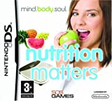 Cheapest Mind Body and Soul: Nutrition Matters on Nintendo DS
