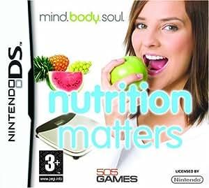 Mind, Body & Soul: Nutrition Matters (Nintendo DS)