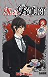 Mei's Butler Edition simple Tome 6