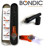 Bondic® (Starter Kit) The World's First Liquid Plastic Welder! Bond, Build, Fix and Fill Almost Anything in Seconds! Your Hard Fix For Sticky Situations. (Bondic® Starter Kit) Size: Bondic® Starter Kit