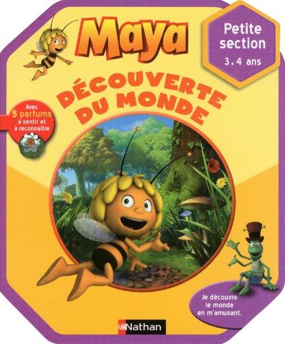 Maya l'abeille - Découverte du monde - 3/4 ans