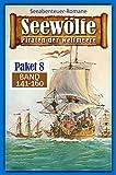 Seewölfe Paket 8: Seewölfe - Piraten der Weltmeere, Band 141 bis 160