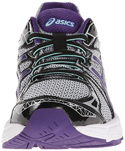 Asics Womens Gel-Exalt 2 Running Shoe Grey/Purple/Beach Glass