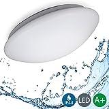 B.K.Licht LED Badezimmerleuchte