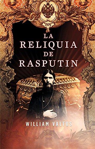 La reliquia de Rasputin / The Rasputin Relic Cover Image