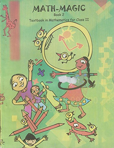 Math Magic Textbook in Mathematics for Class - 2 - 219