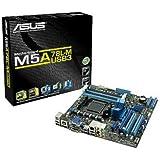 Asus M5A78L-M/USB3 - Placa base (Controlador LAN: Realtek RTL8111E, Puerto de salida S/PDIF)
