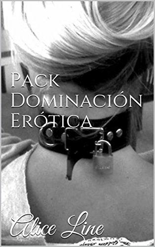 Pack Dominación Erótica (Temporada nº 16) por Alice Line