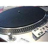 DISCO PATINADOR / SLIPMAT PROTECTOR PARA EL TOCADISCOS ESPECIAL DJ - Ref.2216 - Marca Cuidatumusica -
