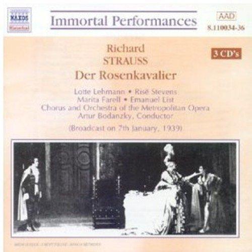 Richard Strauss: Der Rosenkavalier - Classic Metropolitan Collection