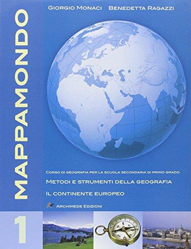 Mappamondo. Per la Scuola media: 1